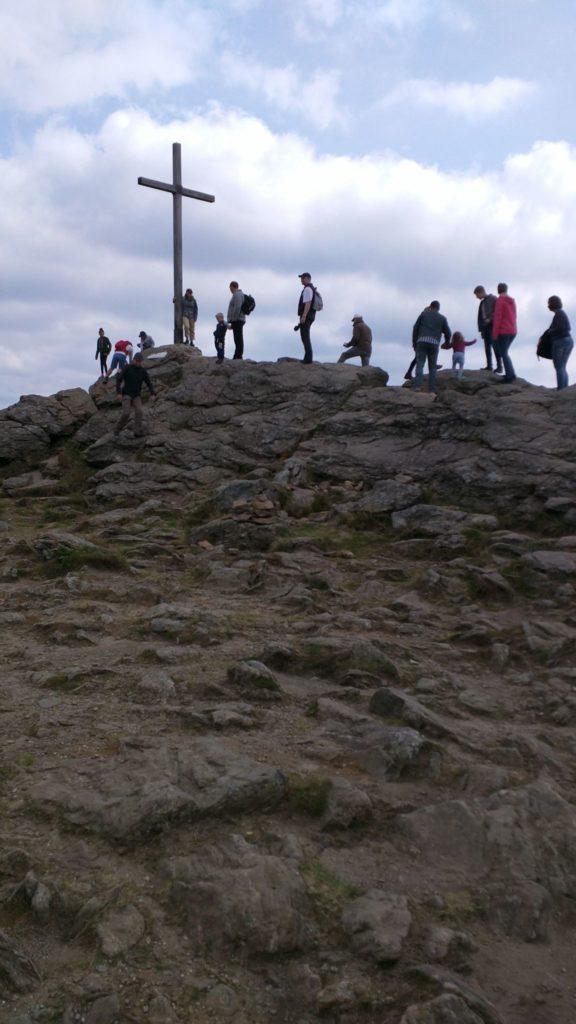 Gipfel Großer Osser