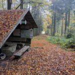 Hütte am Dreiwappenstein