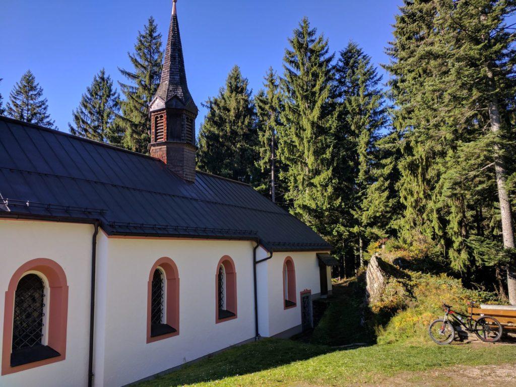 Kirche Maria Hilf bei Lam