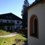 Berggasthaus Maria Hilf bei Lam