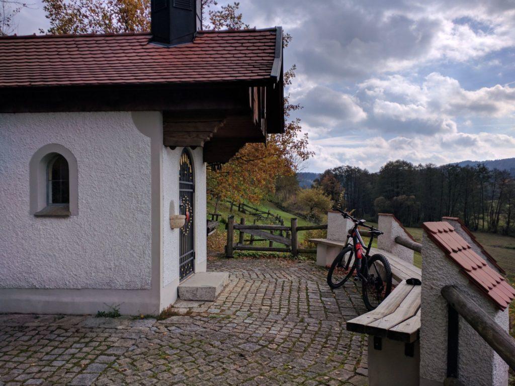Kapelle bei Arnschwang