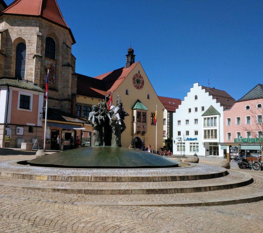 Marktplatz Cham