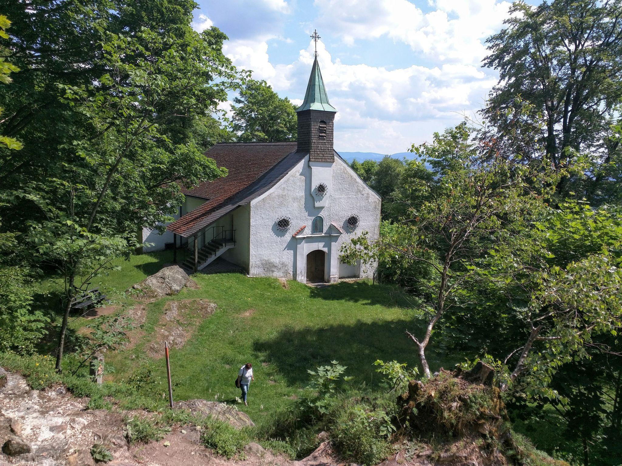 Kirche St. Ulrich auf dem Haidstein