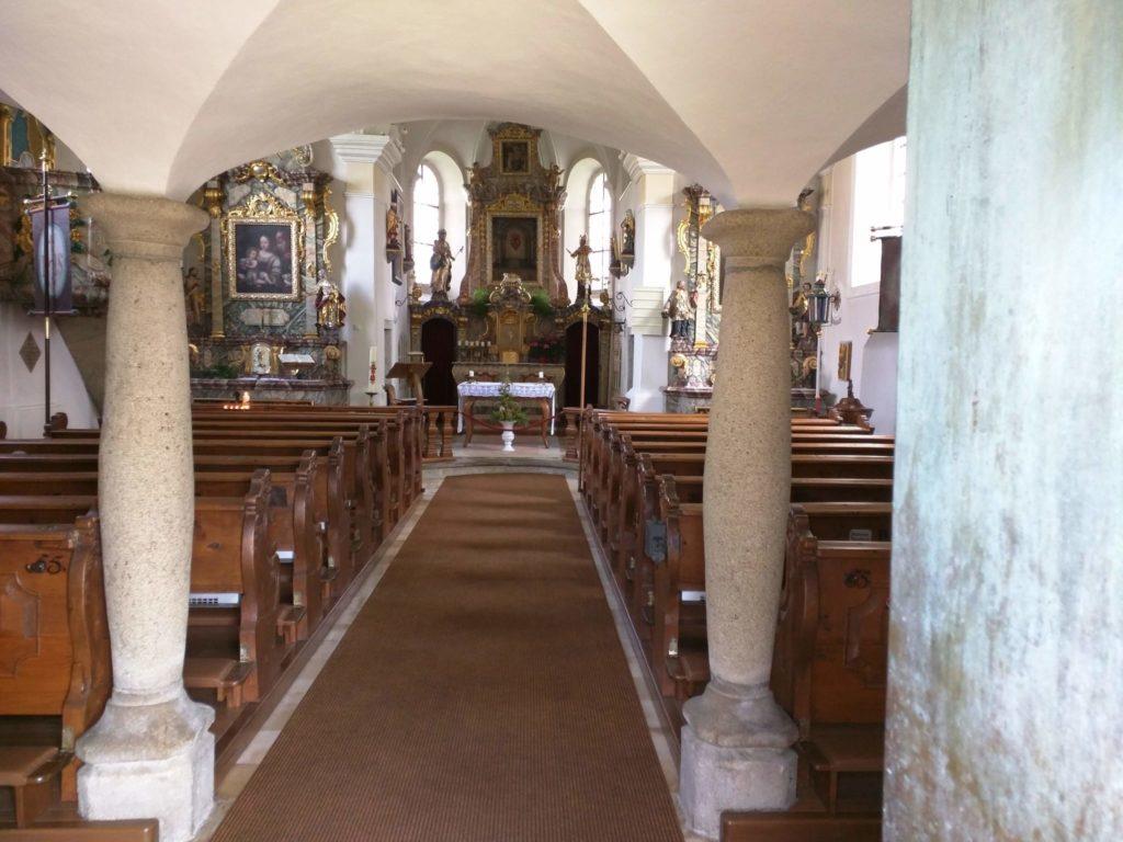 Kirche St. Anna in Herzogau