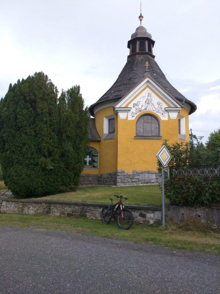 Kapelle des hl. Prokop in Pec