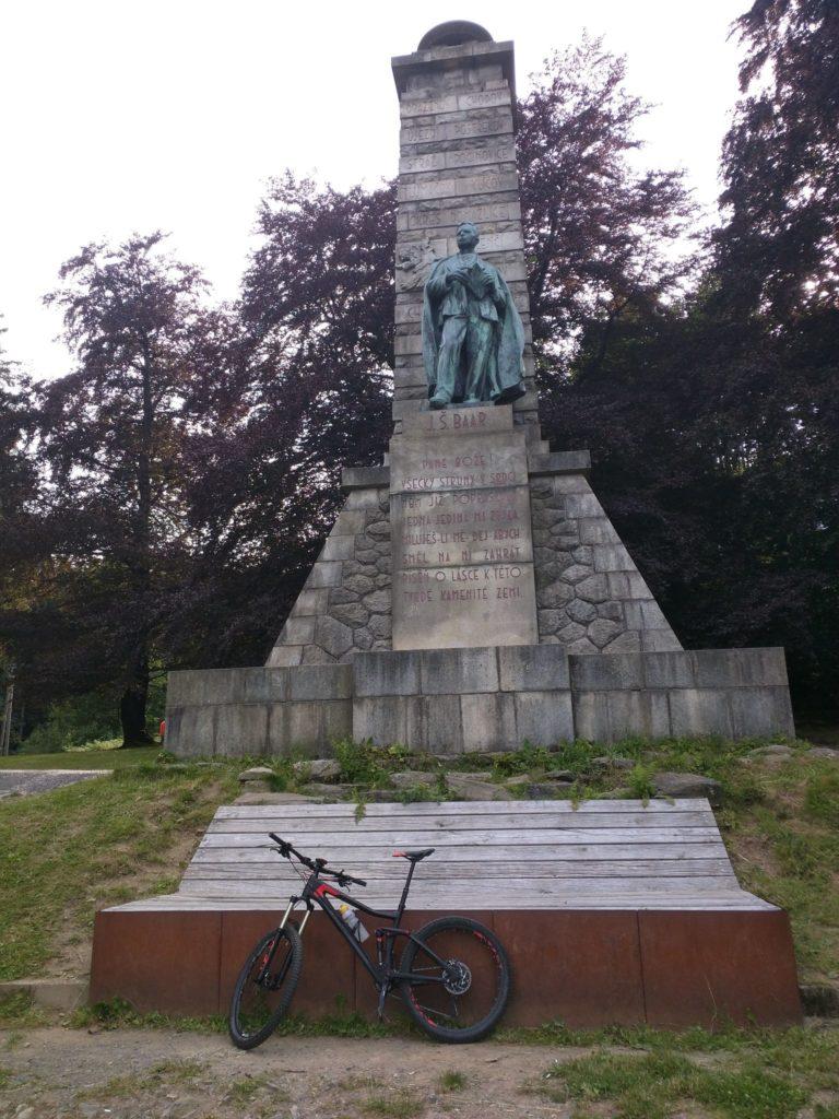 Denkmal für J. S. Baar