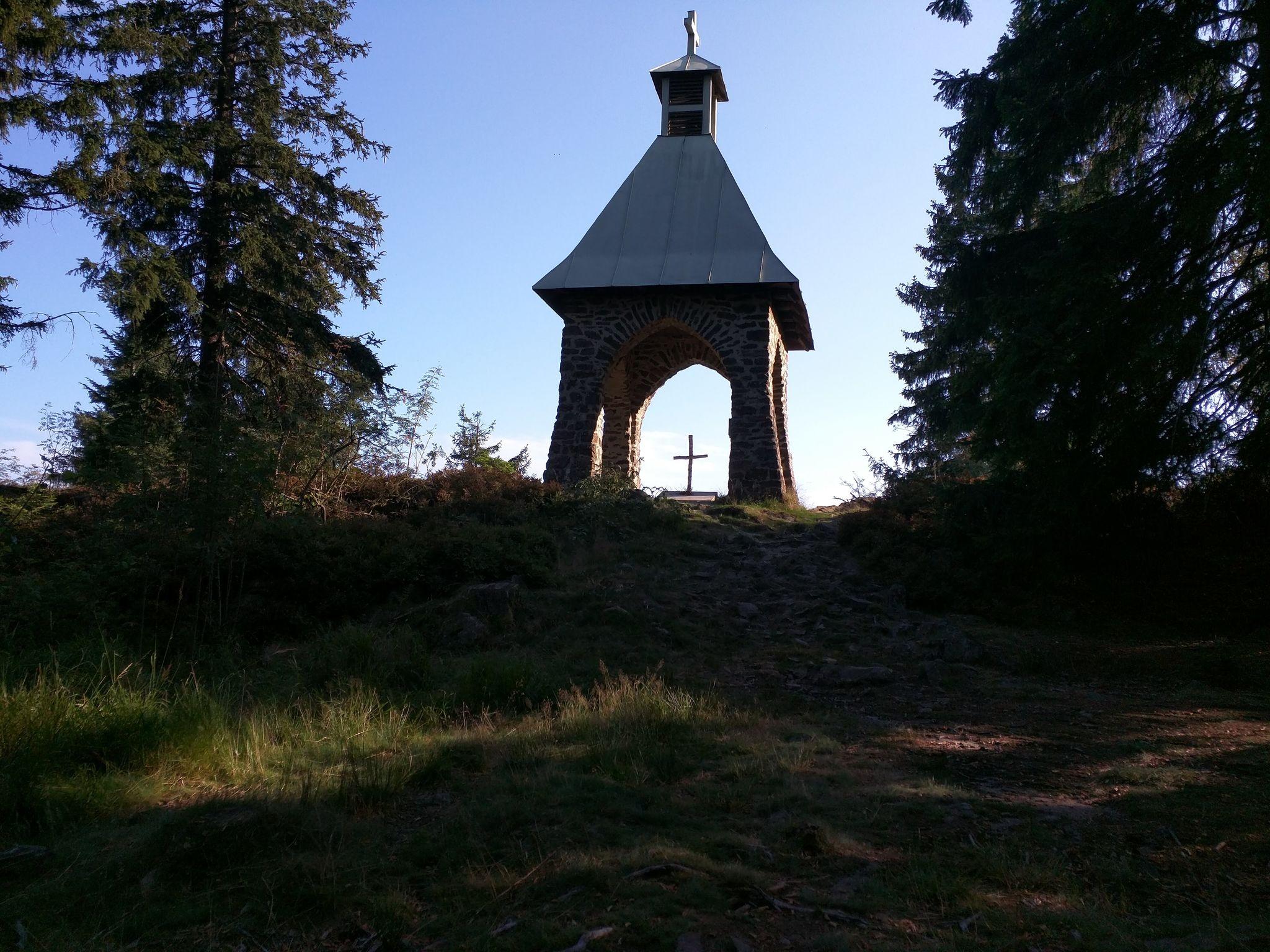 Denkmal auf dem Kaitersberg