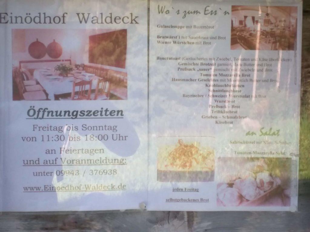 Einödhof Waldeck
