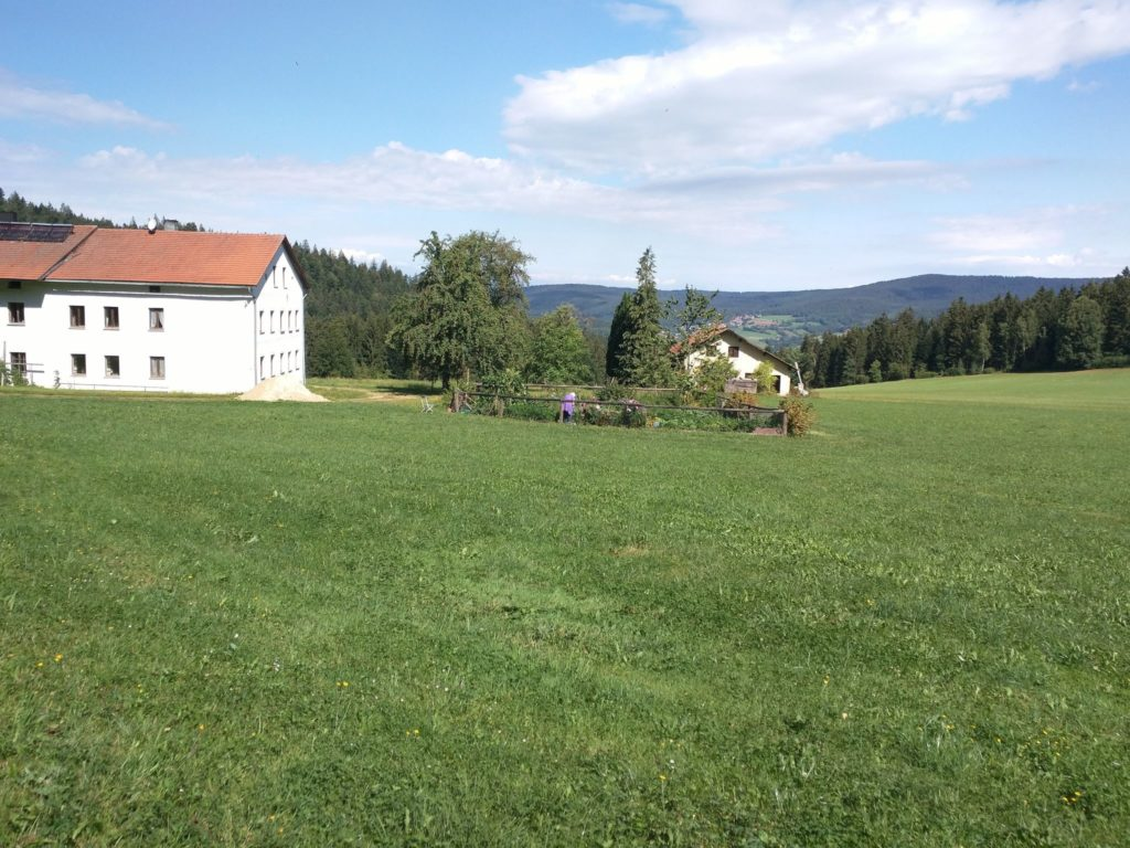 Bauernhof bei Lam