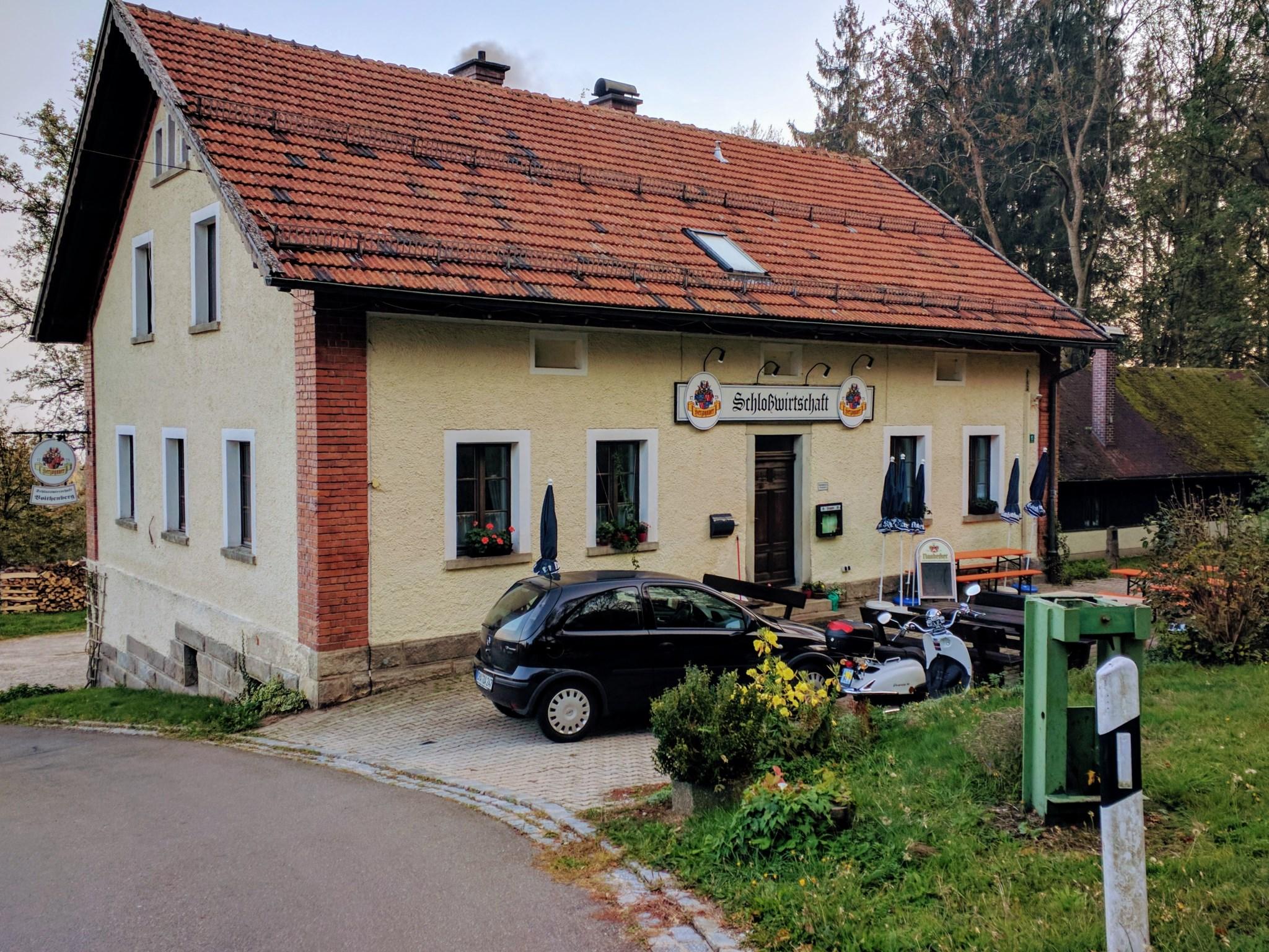 Schlosswirtschaft Voithenberg