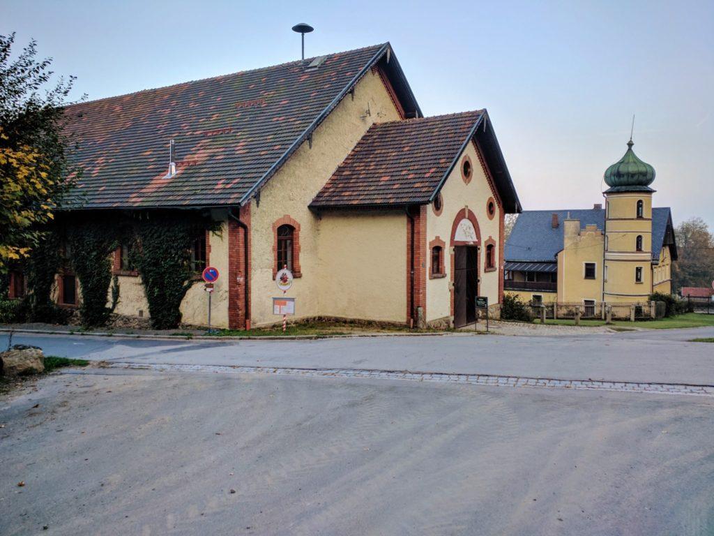 Schloss Voithenberg In diesem Gebäude ist der Golfclub Furth im Wald zu Hause.