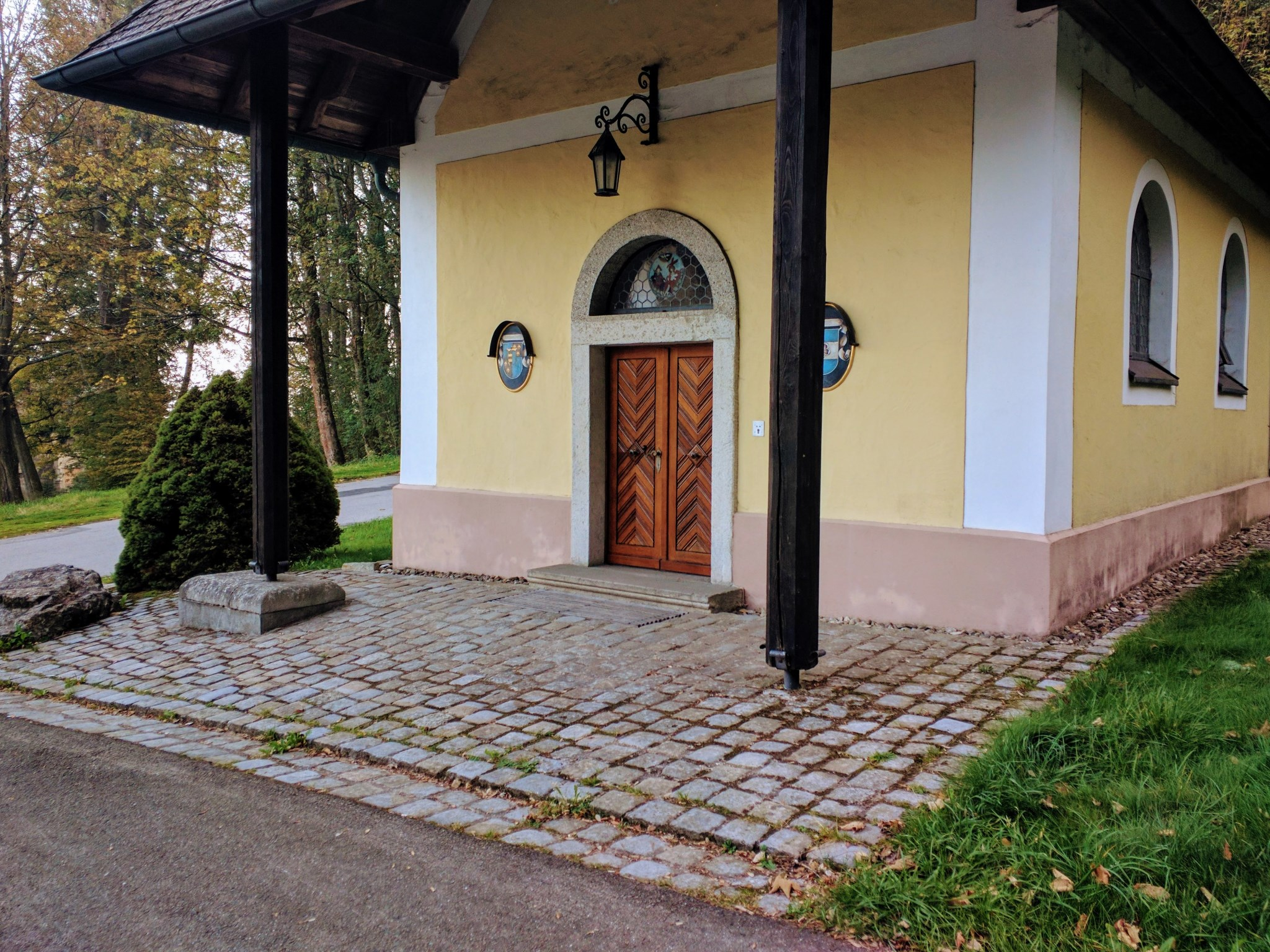 Kapelle Mariae Heimsuchung am Schloss Voithenberg