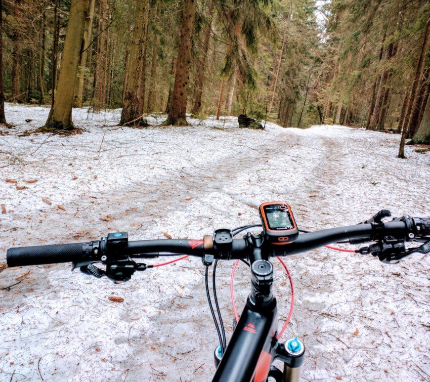 Mountainbike Saison beginnt