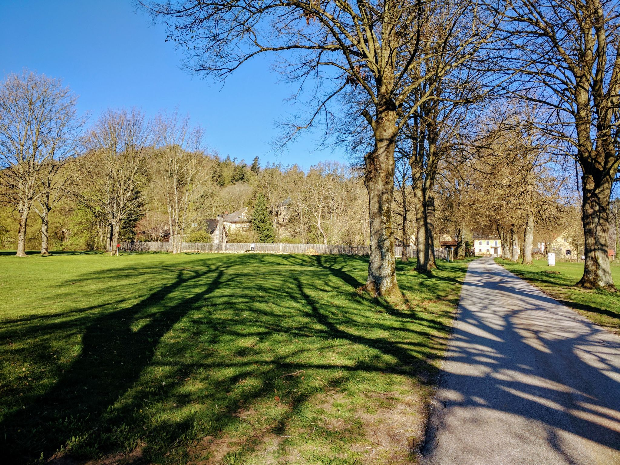 Golfplatz am Schloss Voithenberg