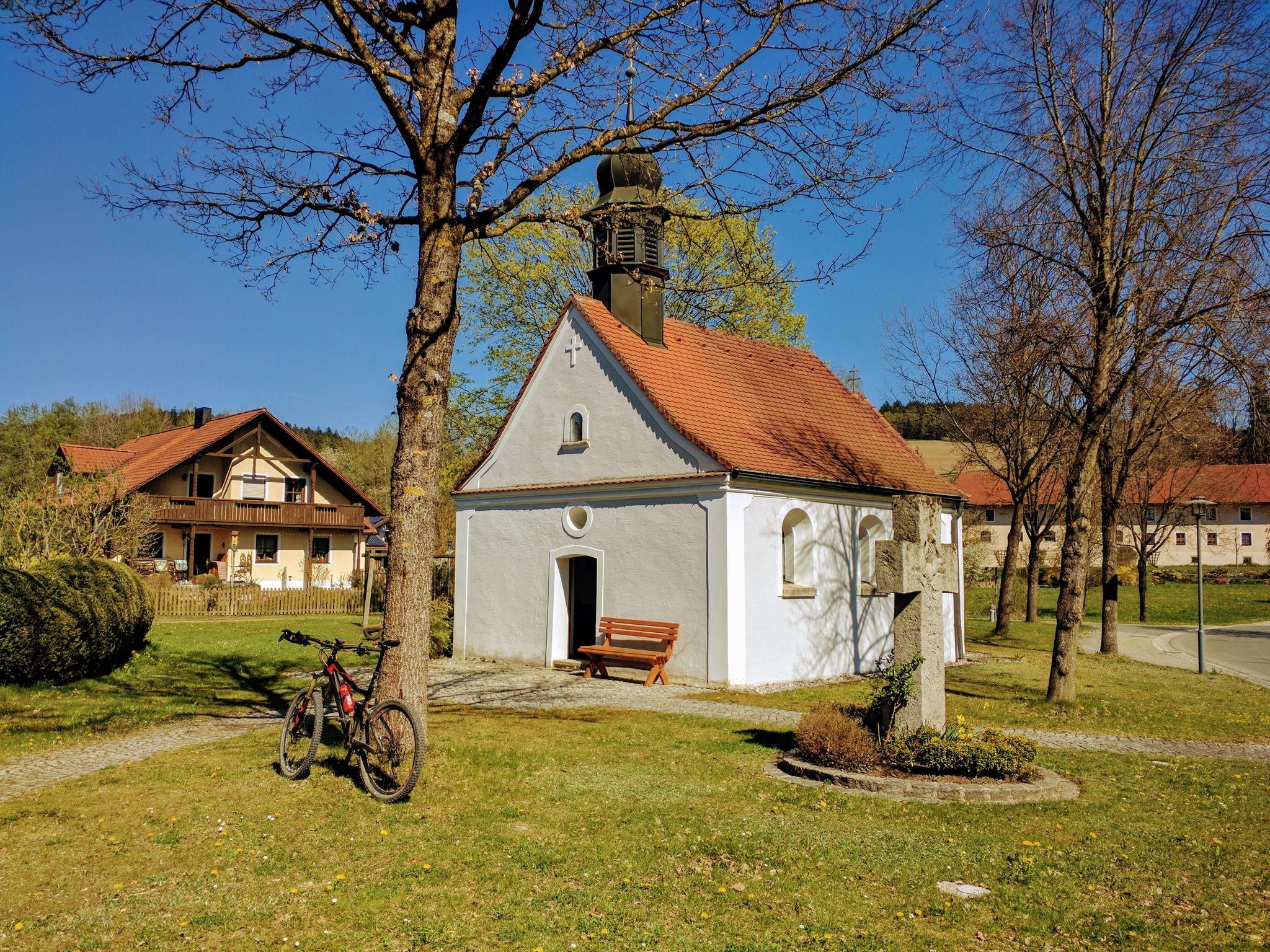 Trans Bayerwald - Kapelle in Großenzenried aus dem frühen 19. Jarhundert