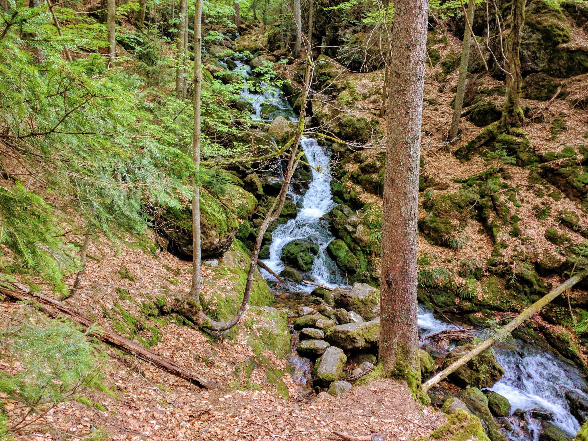 Sollerbach-Wasserfall