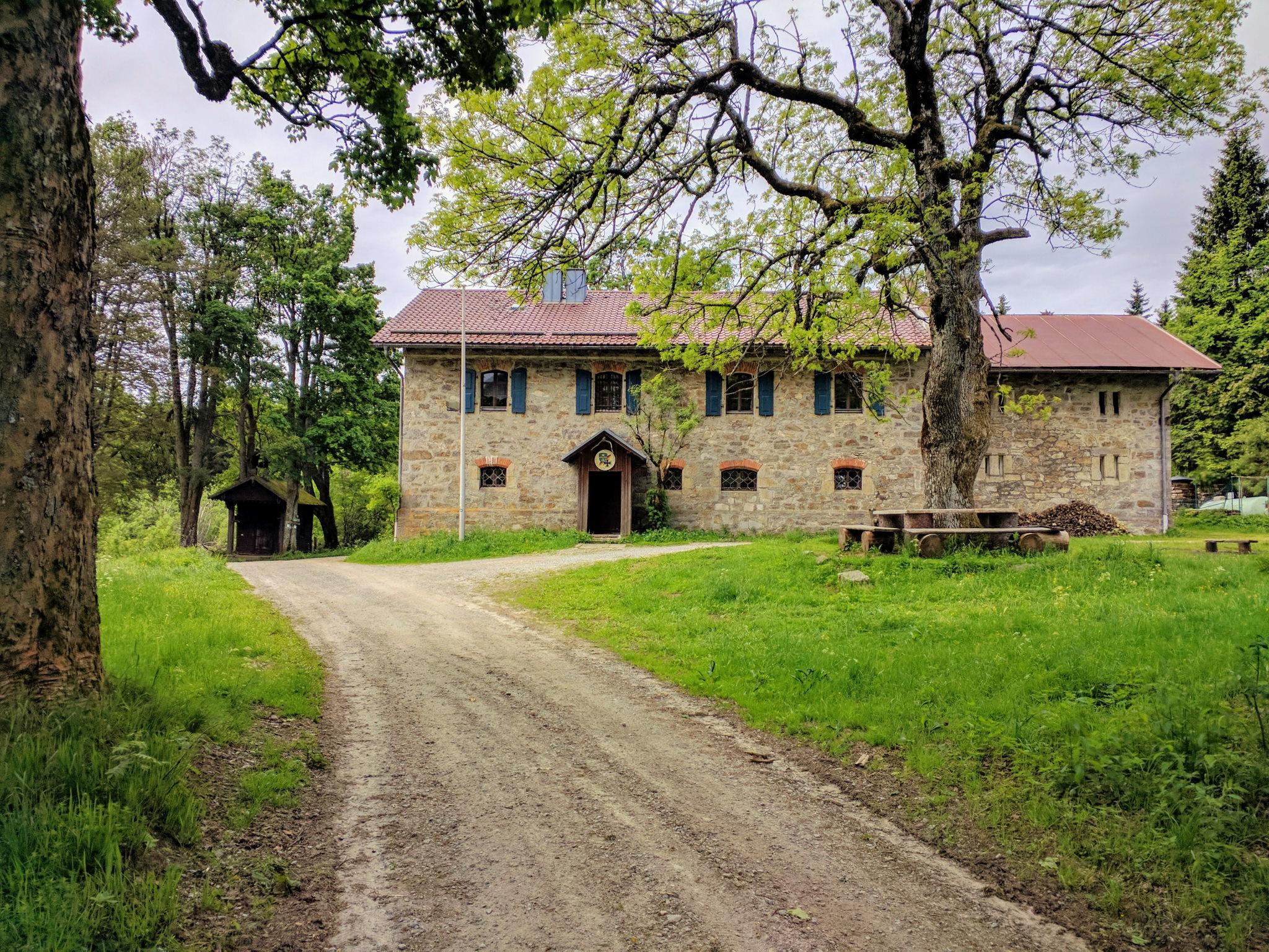Ehemaliges Forst- und Gasthaus in Ödwies