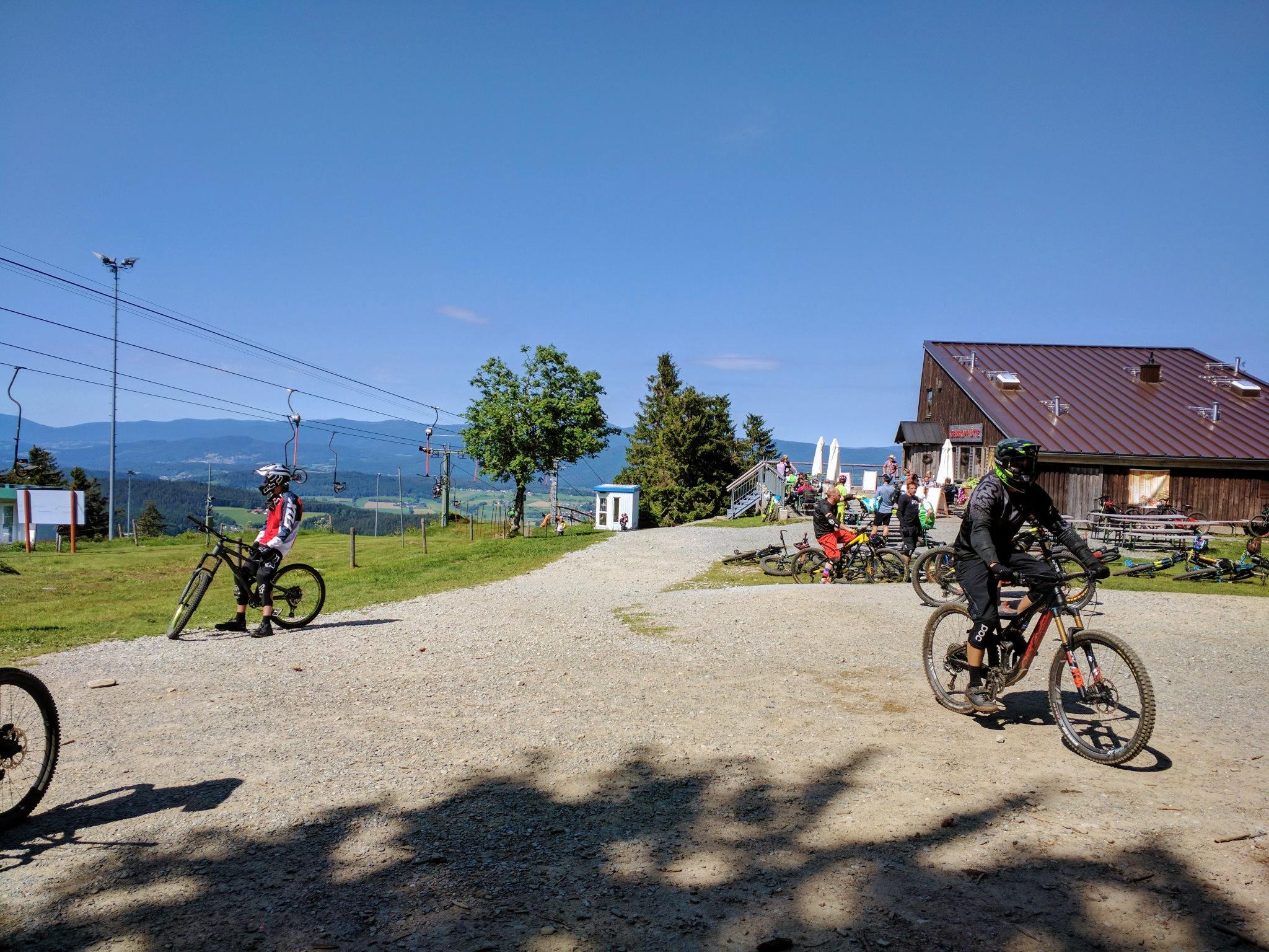 Bikepark Gießkopf