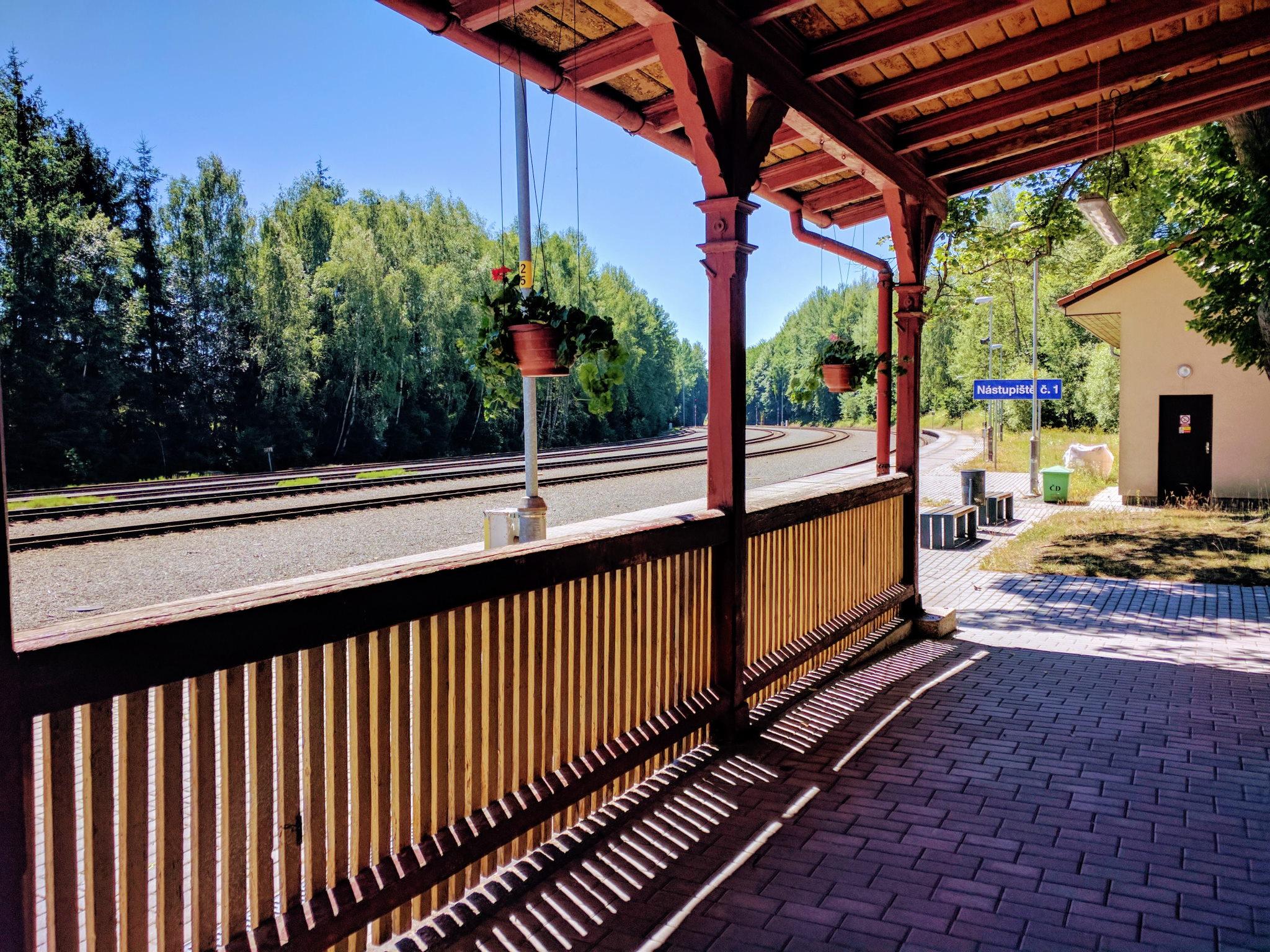 Bahnhof Ceska Kubice