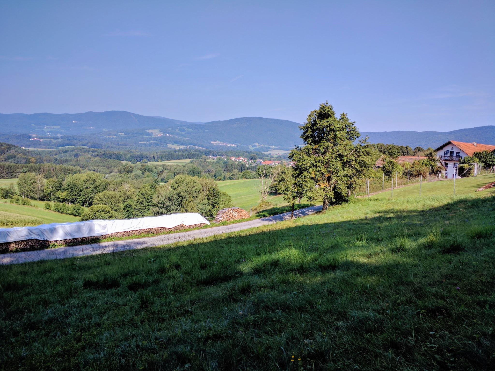Blick von Langfurth