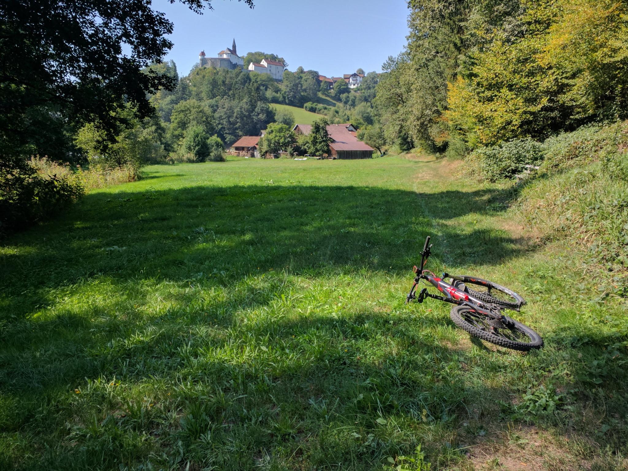 Trans Bayerwald - Ranfels