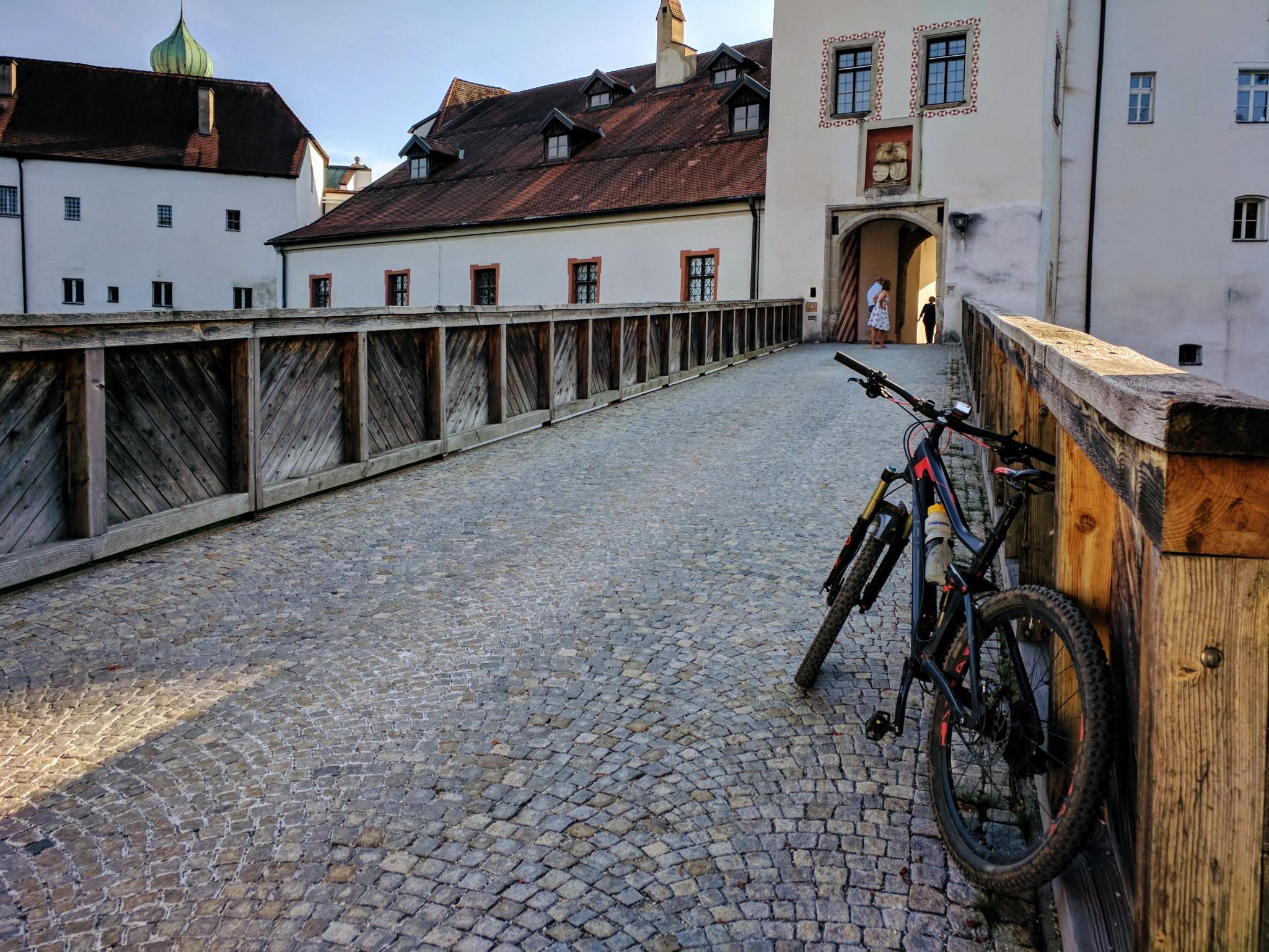 Trans Bayerwald - Veste Oberhaus